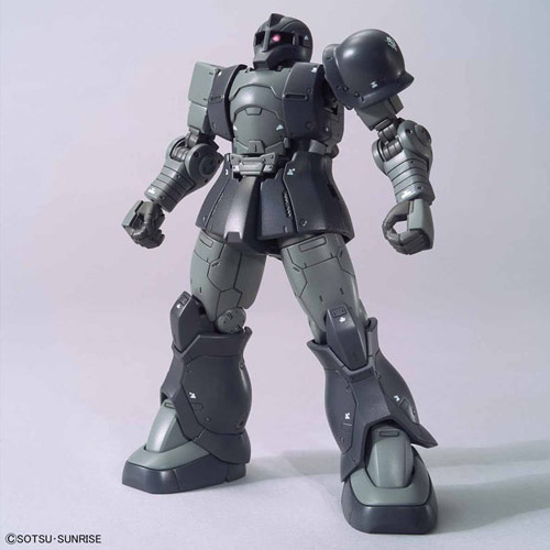 [HGOR 018] 1/144 MS-05 ZAKU-1 KYCILIA'S FORCES/ 자쿠1 키시리아 부대기 [219764]
