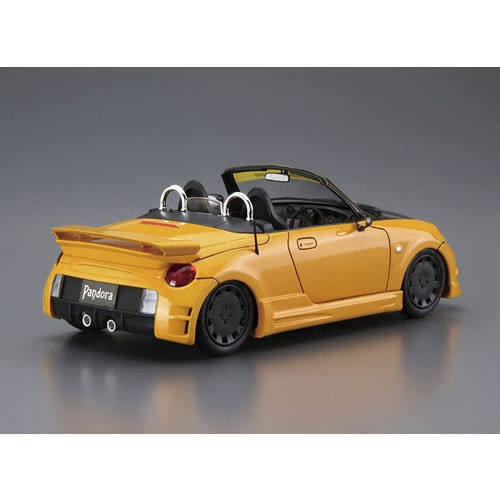[아오시마] Tuned Car No.51 1/24 PANDORA TYPE887 EVOⅡ 코펜 [055434]