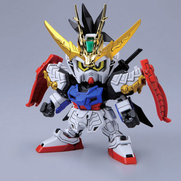[SD] BB383 LEGEND BB Strike Ryubi Gundam / 스트라이크 유비 건담 [182327]