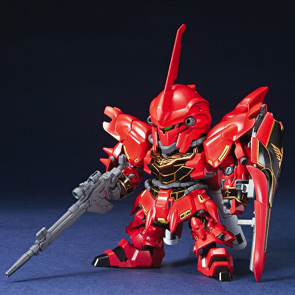 [BB365] MSN-06S SINANJU 시난주 [167087,5055880]