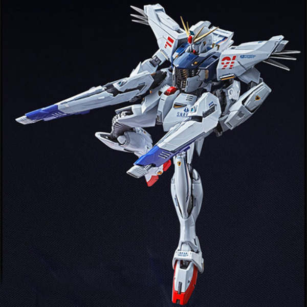 [반다이] 메탈빌드 F-91/ BANDAI METAL BUILD GUNDAM F91