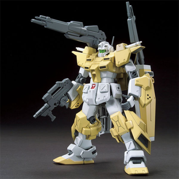 [HGBF 019] 1/144 파워드짐 카디건 / POWERED GM CARDIGAN [5058792]