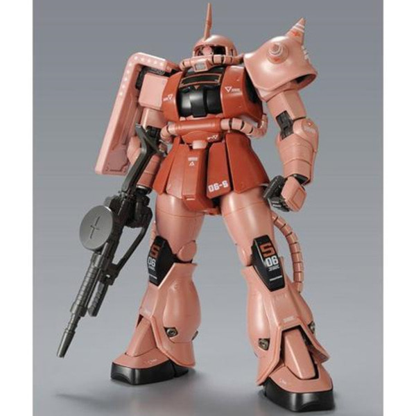 [MG] 1/100 MS-06S 자쿠2 Real Type Color (한정판) [176962]