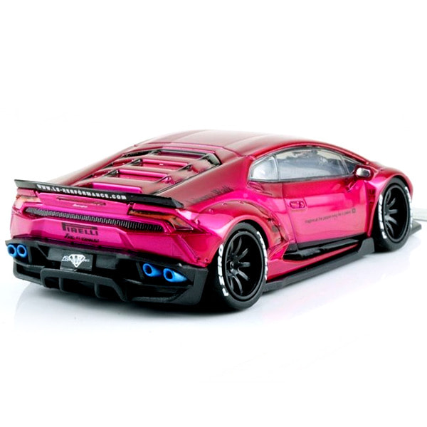 [LB PERFORMANCE] 1/64 Liberty Walk LB-WORKS 우라칸 LP610 쇼킹 핑크 [68565]