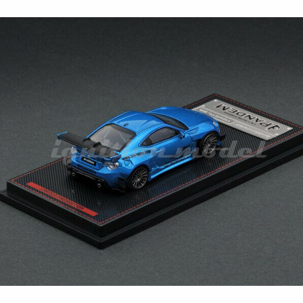 [IGNITION MODEL] 1/64 PANDEM Toyota 86 V3 블루 메탈릭 [88751]