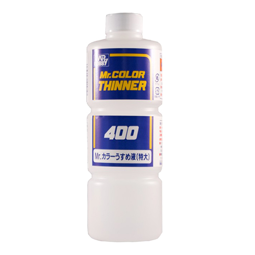 MR.HOBBY - T104 Mr. Color Thinner 400 락카 신너 신나