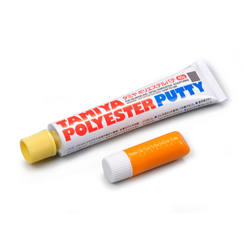 [TAMIYA] Polyester Putty (40g) [87097]