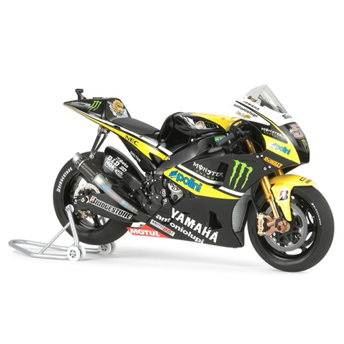[TAMIYA] 1/12 YZR-M1 2009 Monster TECH3 (14119)