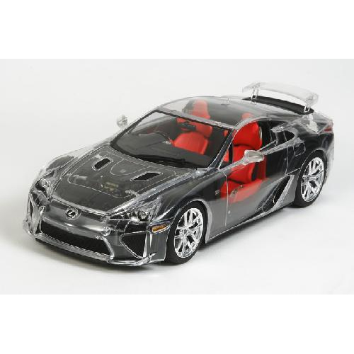 [TAMIYA] 1/24 Full View Lexus LFA