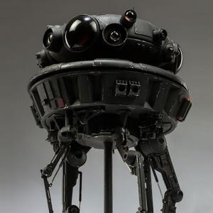 (특가판매) [SIDESHOW] 1/6 Star Wars Imperial Probe Droid / 스타워즈 Ep.5 제국의 역습 임페리얼 프로브 드로이드 [21642]