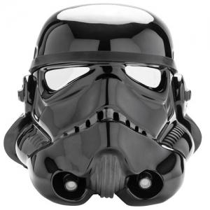 [ANOVOS] 1/1 Star wars Imperial Shadow Stormtrooper Helmet / 스타워즈 임페리얼 쉐도우 스톰트루퍼 헬맷 (착용가능)