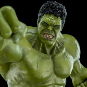 (4분기예약) [KING ARTS] Avengers2 : FFS005 1/9 Hukl Statue (w/Hulkbuster Accessory Parts) / 헐크 스태츄 & 헐크 버스터 액세서리 파츠
