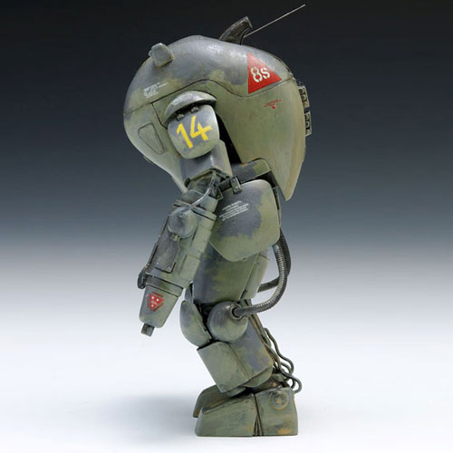 [Wave]마시넨크리거 Armored Fighting Suit Custom Type 아케론 [mk047]