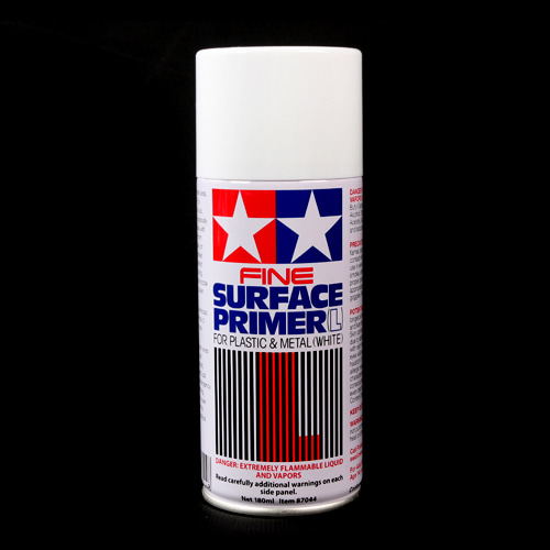 [TAMIYA] Fine Surface Primer L (White) 서페이서 [87044]