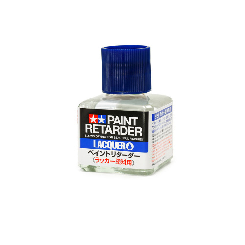 [TAMIYA] Paint Retarder Lacquer 40ml [87198]