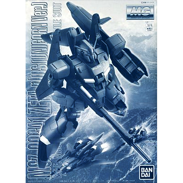 [MG] 1/100 MSZ-006A1 ZETA Plus (Unicorn Ver.) / 한정판 [205877]