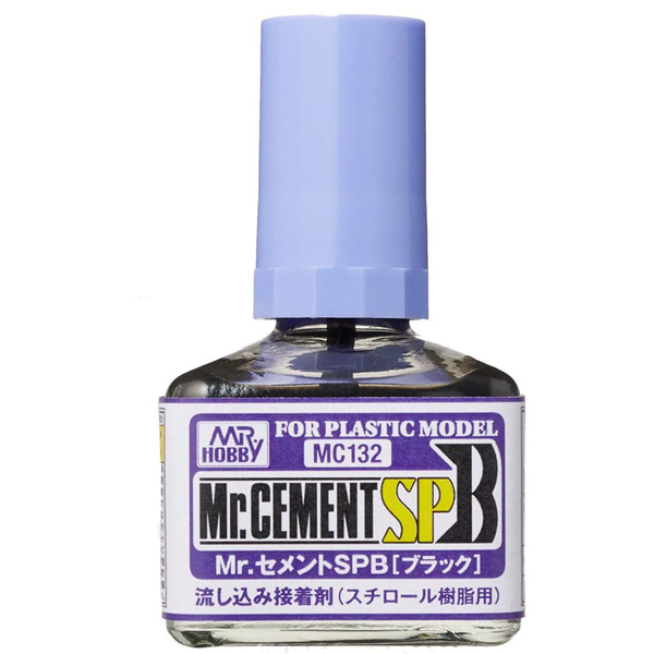 [MR.HOBBY] Mr.CEMENT SPB (MC132 / 무수지접착제) [73643]