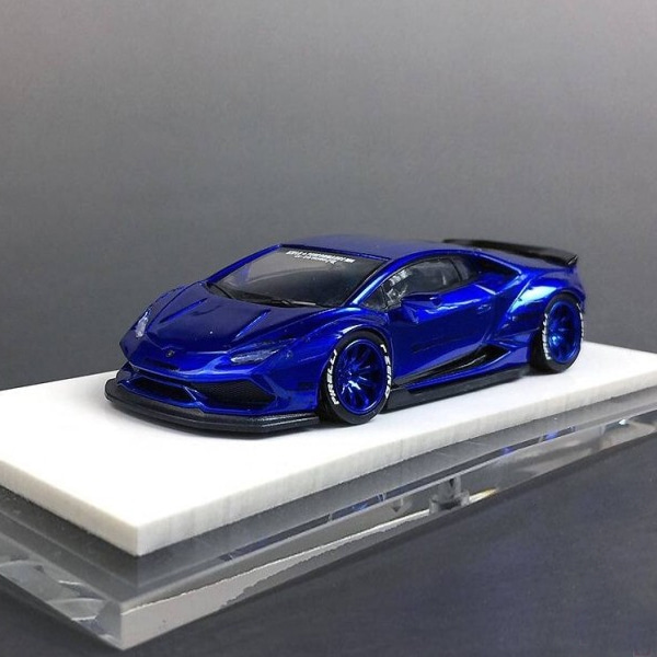 [LB PERFORMANCE] 1/64 Liberty Walk LB-WORKS 우라칸 LP610 크롬 블루 [68562]