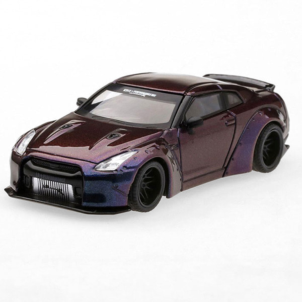 [TSM] 1/64 Mini GT LB Works Nissan GT-R (R35) Magic Purple Japan (MGT00039-R) [69232]