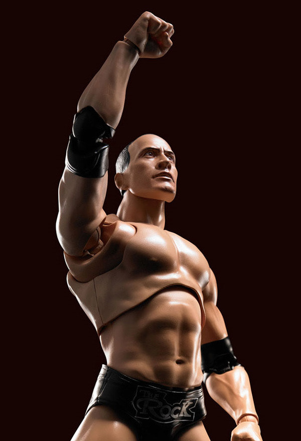 "[반다이] S.H.Figuarts  The Rock ""WWE""/ 더락 [94524]"