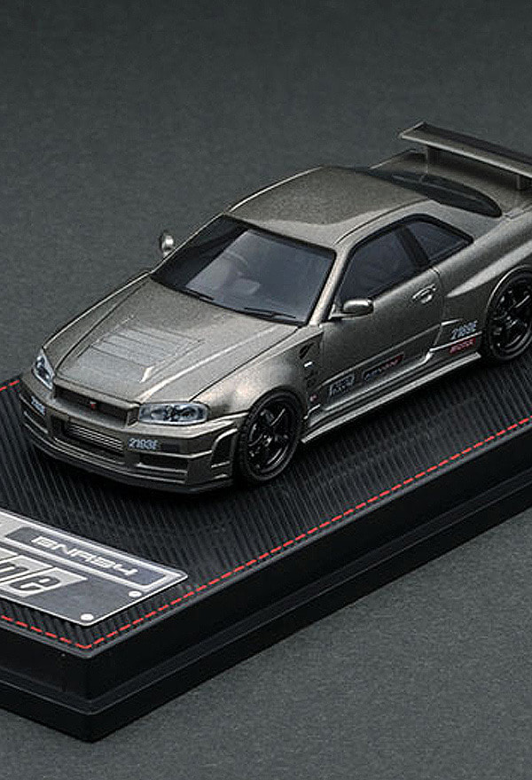 [IGNIITION MODEL] 1/64 닛산 Nismo Omori Factory CRS [88880]