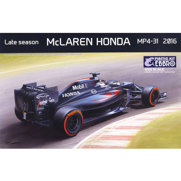 [EBBRO] 1/20 2016 McLaren Honda MP4-31 Late Season Ver. [88889711]
