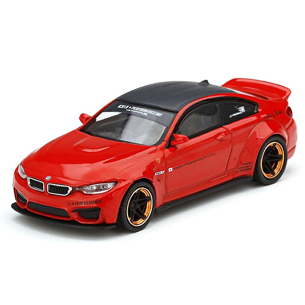 [TSM] MINI GT 1/64 LB Works BMW M4 RED [68592]