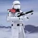 (초특가판매) [핫토이] 1/6 StarWars First Order Snowtrooper Officer / 스타워즈 퍼스트 오더 스노우트루퍼 오피서 (MMS322)