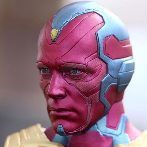 [핫토이] The Avengers Age of Ultron / 어벤져스2 1/6 비전 (Vision) [MMS296]