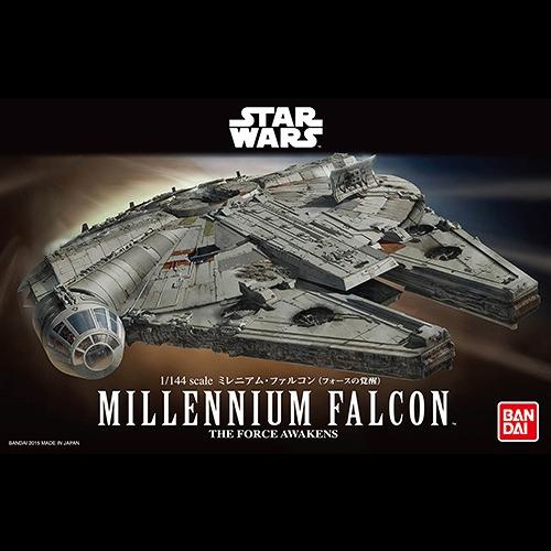 [반다이] 1/144 StarWars Millennium Falcon / 스타워즈 밀레니엄 팔콘 [202288]